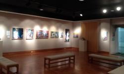 Installation View, Schlueter Art Gallery, Wisconsin Lutheran College, Milwaukee, WI